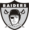 Los Angeles (sic) Raiders